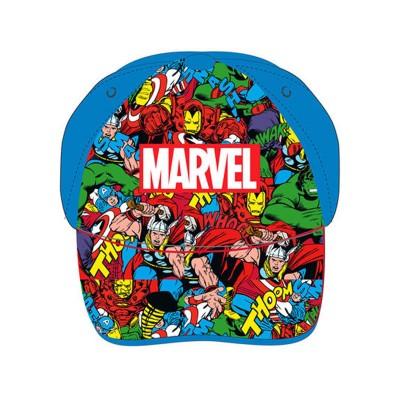 Boné Marvel Vingadores Azul