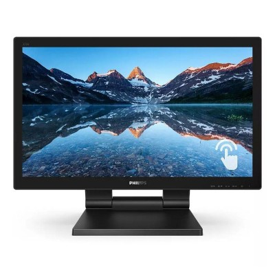 """Monitor Philips 242B9T 24"""" Touch Screen IPS FHD Black"""