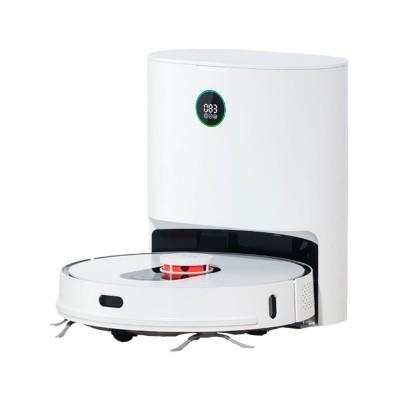 Robot Vacuum Cleaner Xiaomi Roidmi EVE Plus w/ Smart Charging Cradle White