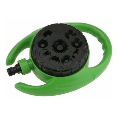 Aspersor Circular 9 Funções Verde