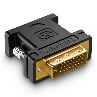 Adapter Ugreen DVI  (24+5)-VGA Black (20122)
