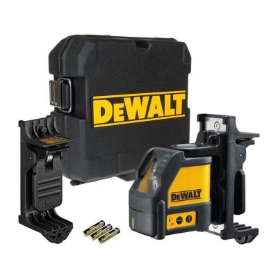 Laser Level DeWALT Autonivelante Yellow/Black (DW088K)