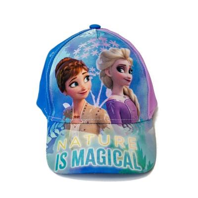 Cap Disney Frozen 2 Blue