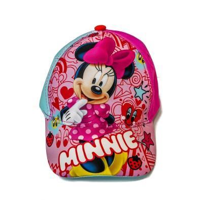 Boné Disney Minnie Vermelho