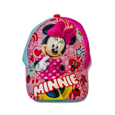 Cap Disney Minnie Red