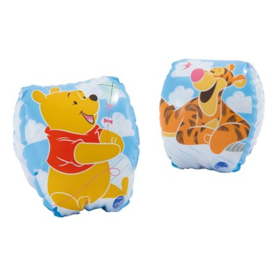 Inflatable Armbands Intex Winnie de Pooh and Tigger