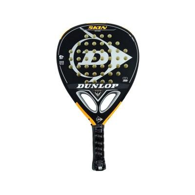 Padel Racket Dunlop Skin Attack Black/Orange