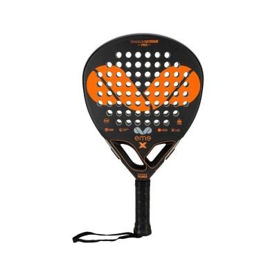 Padel Racket Eme Extreme Power Pro Black/Orange