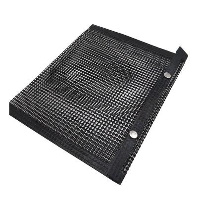 Teflon Grid Envelope Black