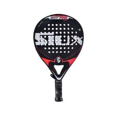 Padel Racket Siux Bat Pro 2.0 Black/Red