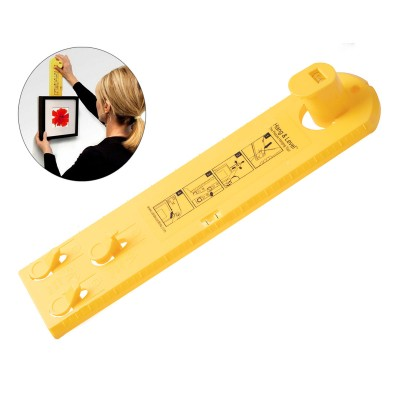 Tool to Hang Pictures Yellow