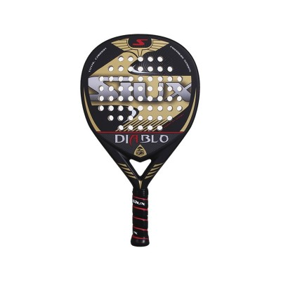Padel Racket Siux Diablo Black/Gold