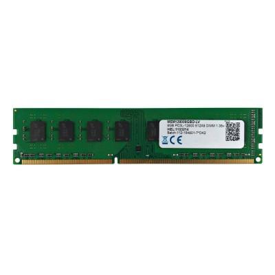 Memória RAM DIMM 8GB PC3L 12800 512x8 1.35V