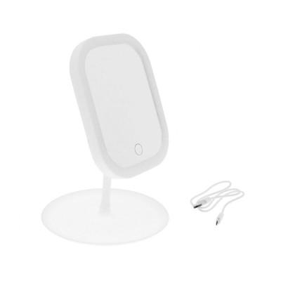 Espelho de Maquilhagem Q-T100 Branco