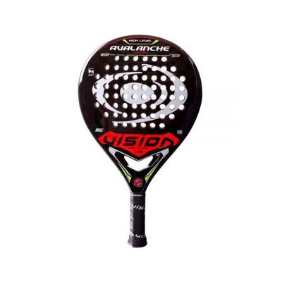 Padel Racket Vision Avalanche Control Black