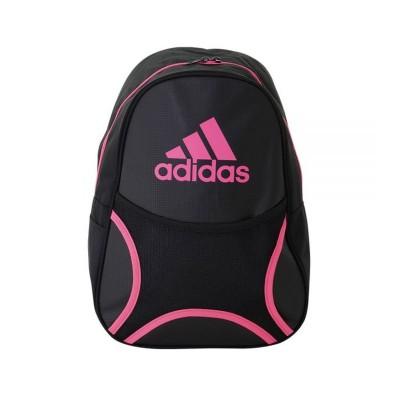 Mochila Adidas Backpack Club Preta/Rosa