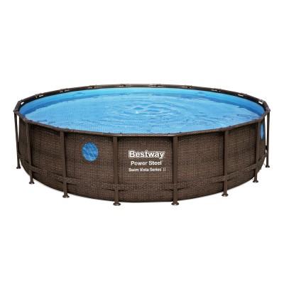 Pool Bestway 56977 549x122 cm w/Filter Pump