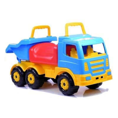 Carro Andador Amarelo/Azul