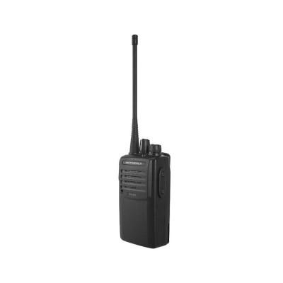 Walkie Talkie Motorola VX-261 UHF 403-470 MHz 1380 mAh Black