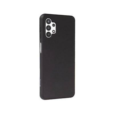 Premium Silicone Cover Samsung Galaxy A32 A325 Black