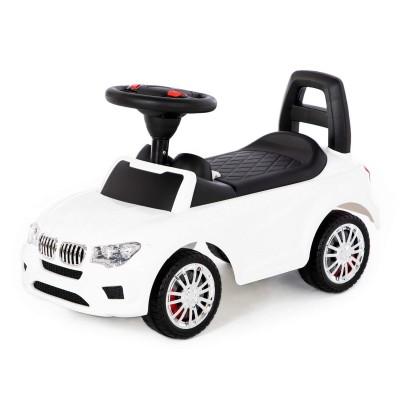 Carro Andador SuperCar 3 Branco