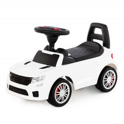 Carro Andador SuperCar 6 Branco