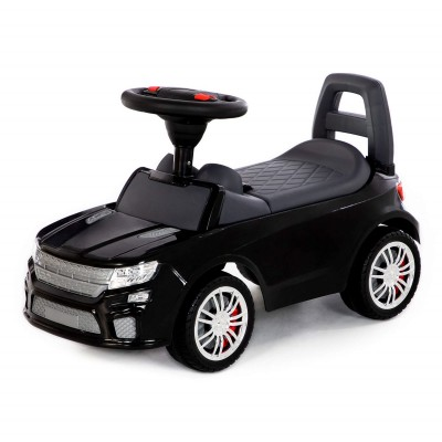 Carro Andador SuperCar 6 Preto