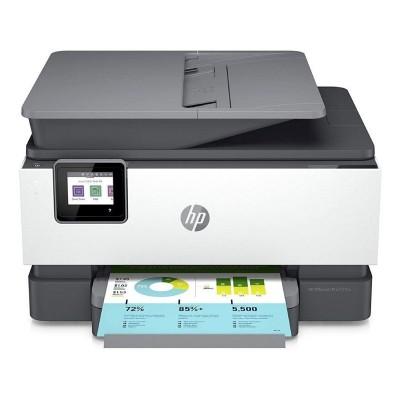 Impressora Multifunções HP Officejet Pro 9010e Branca