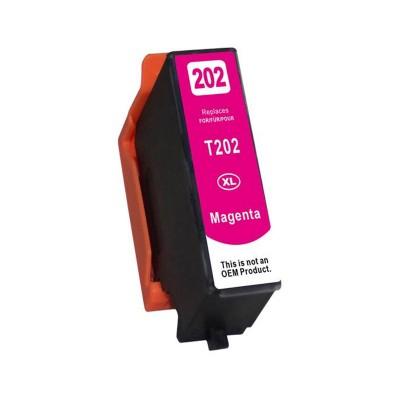 Tinteiro Compatível Epson EI-T202XL Magenta
