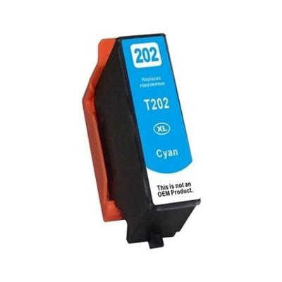 Tinteiro Compatível Epson EI-T202XL Azul