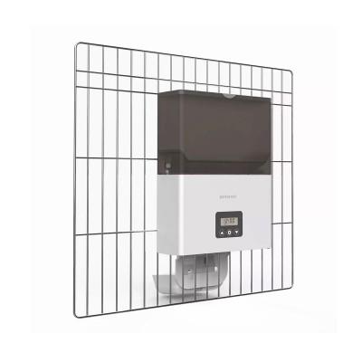 Automatic Food Dispenser PetWant Smart F4 White (F4-LED)