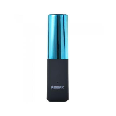 LIPMAX POWERBANK REMAX RPL-12 2400MHA BLUE