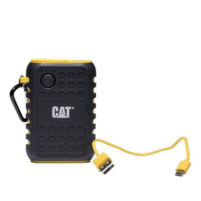 POWERBANK ACTIVE URBAN CATERPILLAR ANTI SHOCK 10 000 MHA