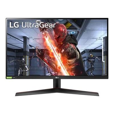 "Gaming Monitor LG 27"" FHD 144Hz Black (27GN600-B)"