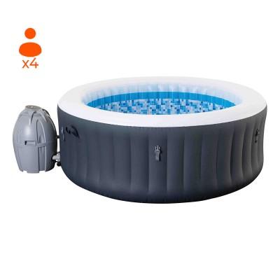 Inflatable Spa Bestway 60039 175x66 cm Blue