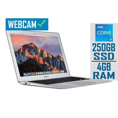 "Portátil Macbook Air A1466 13"" Core i5 1.4GHz SSD 250GB/4GB Recondicionado"