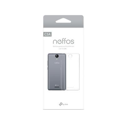 Silicone Case Neffos C5A Transparent
