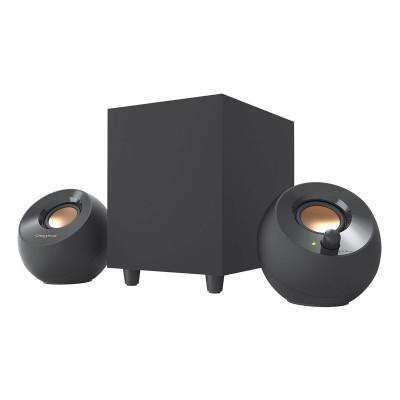 Speaker Creative Pebble Plus 2.1 USB Black