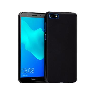 Funda Silicona Huawei Y5 2018 / Honor 7S Negro