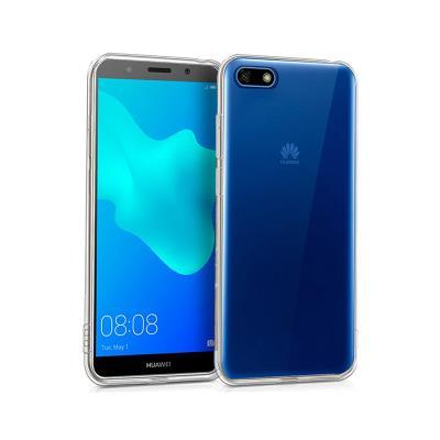 Funda Silicona Huawei Y5 2018 / Honor 7S Transparente