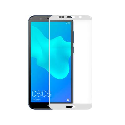 3D Tempered Glass Film Huawei Y5 2018/Honor 7S White