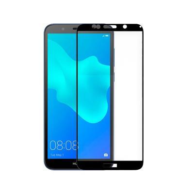 Película de Vidro Temperado 3D Huawei Y5 2018/Honor 7S Preta