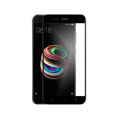 Película de Vidro Temperado 3D Xiaomi Mi A1/MI5X Preta