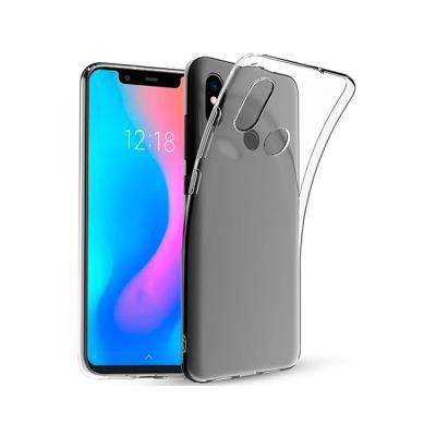Capa Silicone Xiaomi Mi 8 Transparente