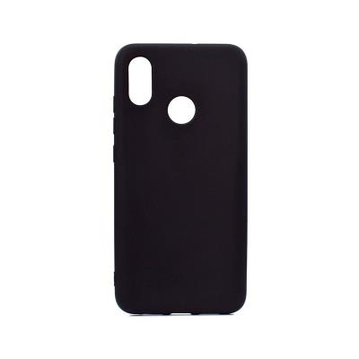 Funda Silicona Xiaomi Mi 8 Negro