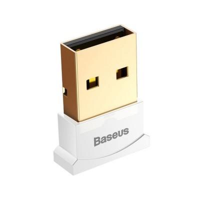 Bluetooth USB Adapter Baseus White