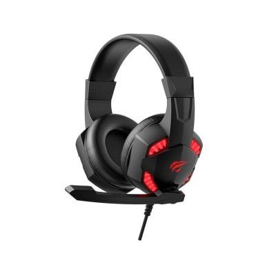 Headset Gaming Havit Black (H2032d)