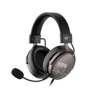 Headset Gaming Havit Black (H2010D)