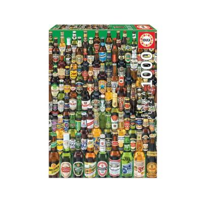Puzzle EDUCA Cervejas 1000 Peças (12736)