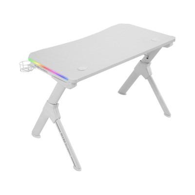 Gaming Table Mars Gaming ARGB 110x60x75 cm White